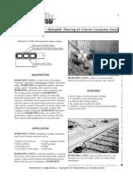 Hydrotite CJ-0725 Data Sheet