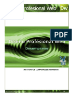 8. Manual Dreamweaver