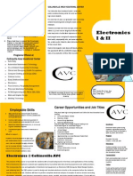Electronics Brochure