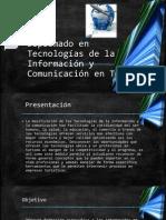 Diplomado en Tecnologías de la Información y Comunicación