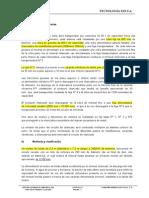 Capítulo V - Descripción de las actividades - TECNOLOGIA