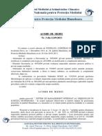 Acord Mediu Sistemul Integrat de management al deseurilor, Hunedoara