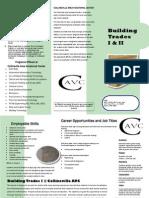 Building Trades Brochure CAVC