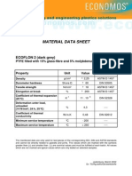 Ecoflon II Data Sheet