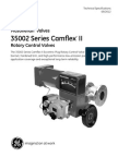Masoneilan 35002 CamflexII CntrlValve TechSpec 0912