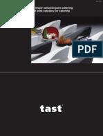 Tast Catalog 2012