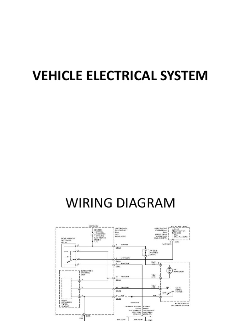 Vehicle Electrical System Fuse Electric Current Gast Oilless Pump Wire Diagram