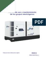 Manual SDMO