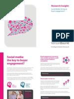 Vanson Bourne Research Insight - Social Media
