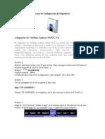 Guías de Configuración de Dispositivos