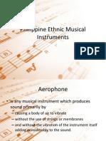 Philippine Ethnic Music