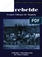 La Rebelde by Leonor Villegas de Magnon