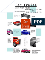 Car Cruise Flyer