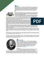 Biografias de Platon Socrates y Tales de Mileto