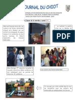 Journal Du Chiot Septembre 2007