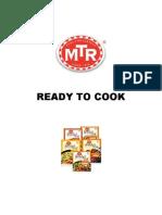 mtr | Indian Cuisine | Questionnaire