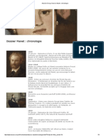 Musée d'Orsay_ Dossier Manet _ chronologie