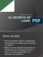 El Secreto Del Logro