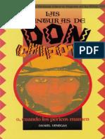 Las Aventuras de Don Chipote, o, Cuando los pericos mamen  by Daniel Venegas