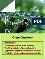 Gree n Chemist Ry