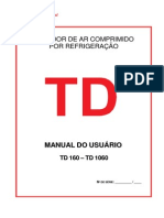 Manual TD 160 - TD 1060 - versão 2012