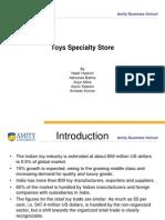 Retail Toys