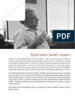 Andre Lazaro 2013