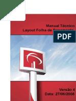 Manual Tecnico - Layout Folha de Pagamento - 27-06-08