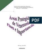 Areas Protegidas de Vzla.