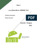 Clase 1 Introducción Android