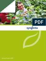 Syngenta Annual reportr2009 En