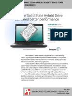 Laptop drive performance comparison