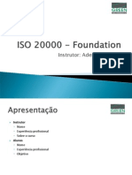ISO 20000 - Foundation