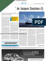 El 'Calypso' de Jacques Cousteau
