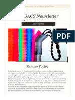 Newsletter Enero 2014