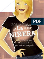 Nathan Melissa- La niñera