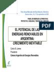Carlos St. James-Potencial Energias Renovables