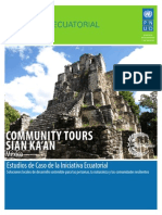 Community Tours Sian Kaan (Mexico) [Spanish] X6