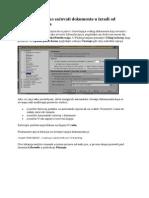 LibreOffice- Cuvanje Dokumenta Koji Nije Zavrsen