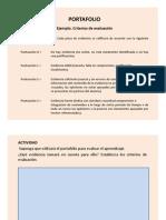 Ciedd_ejemplos y Actividades de Tecnicas de Evaluacion de Desempeno Pp