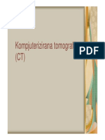 Kompjuterizirana tomografija