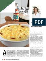 Modelo Ficha Técnica Escondidinho de Carne Seca