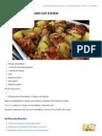 Receitassupreme.com.Br-Receita de Frango Assado Com Batatas