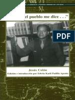 Lo Que El Pueblo Me Dice by Jesus Colon