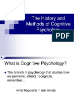 The History and Methods Wo Brain Images