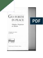 Ion Bria Go Forth in Peace