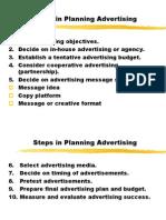 Advtg Objectives