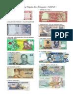 Daftar Nama Dan Gambar Mata Uang Di Dunia