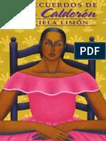 Los Recuerdos de Ana Calderon by Graciela Limon