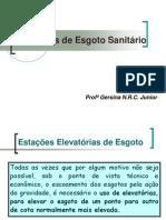Estação Elevatória de Esgoto